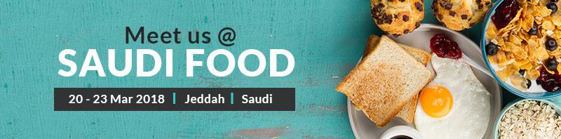 Saudi Food , Hotel & Hospitality Arabia 2018