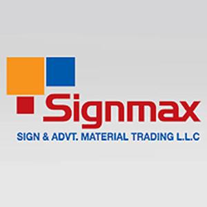 SIGNMAX ADVERTISING MATERIALS TRADING L.L.C.