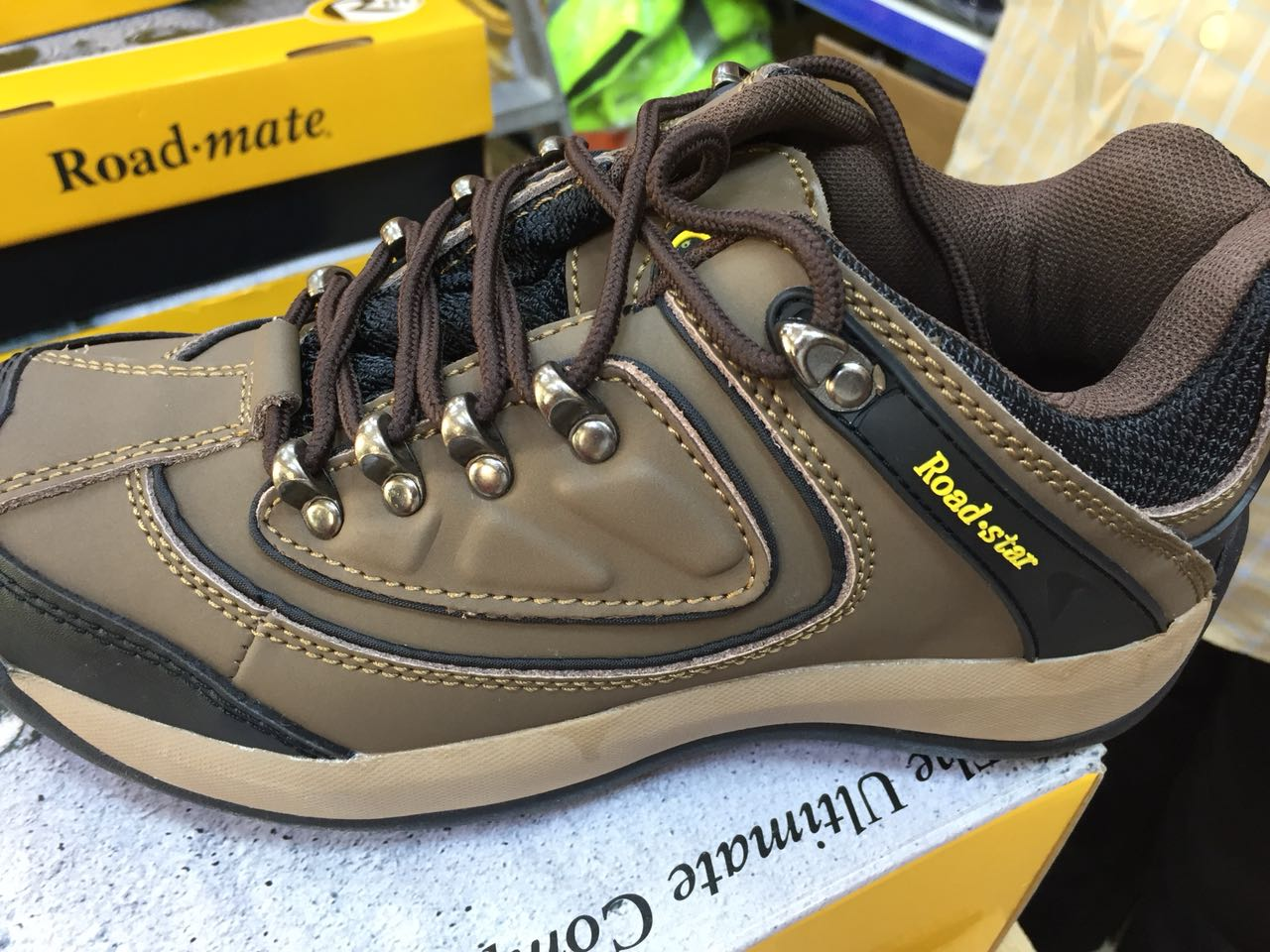 Roadmate Safety Shoes Request For Quotation Details - Abraa