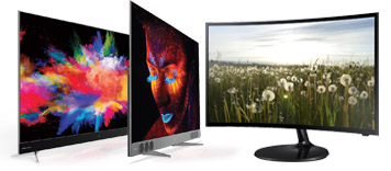 Televisions Suppliers in UAE