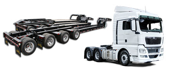 Trucks & Trailers Suppliers in UAE