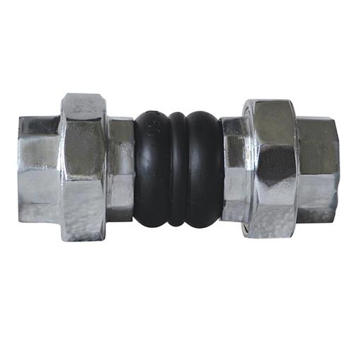 Twin Sphere Union Type Flanged Rubber Expansion Joint_3