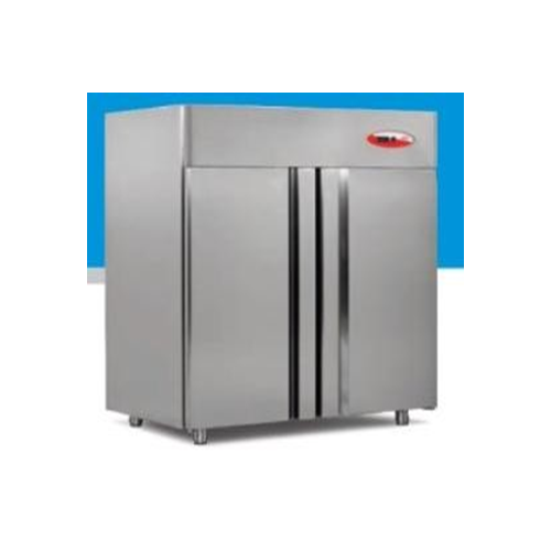EMPERO MEAT REFRIGERTAED GLASS FRIDGE 2 DOORS UPRIGHT  EMP 140 80 01 STA O_2