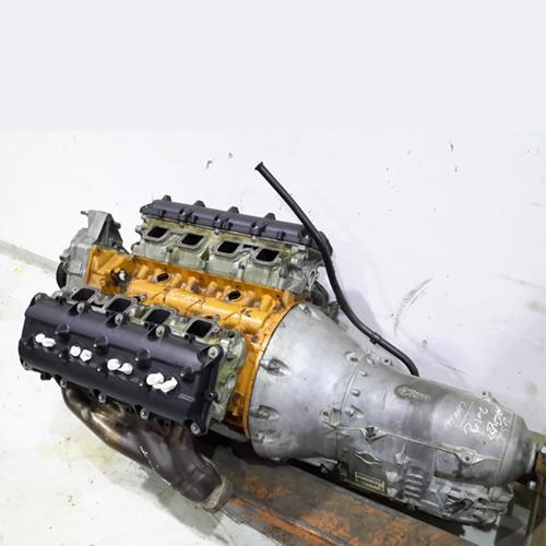 Engine  dodge charger 6.4cc 2013_2