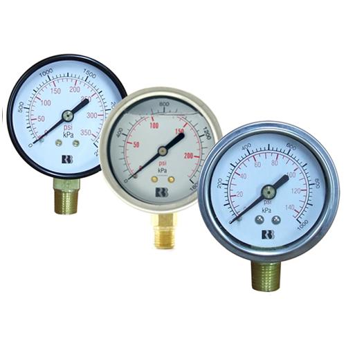 Industrial Pressure Gauges_3