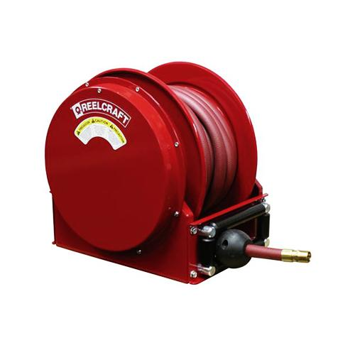"Low Profile Hose Reels (Series SD10000) Series SD10000 - 3/4"", 1"" I.D. Spring Driven Air/Water/Oil/Vacuum Recovery_2"