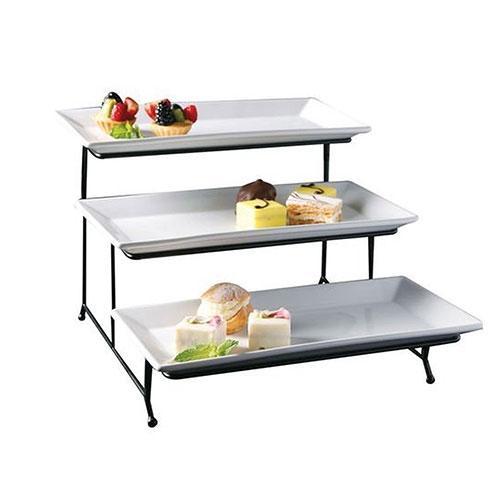 Two Layers Buffet Stand+ZBF-120-1_2