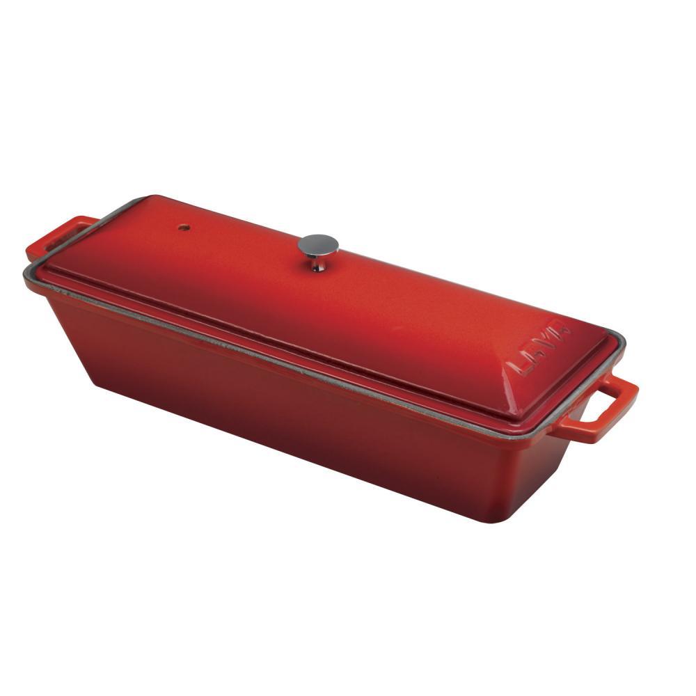 Cast Iron Bread / Terrine Pot - LV P EK 826_3