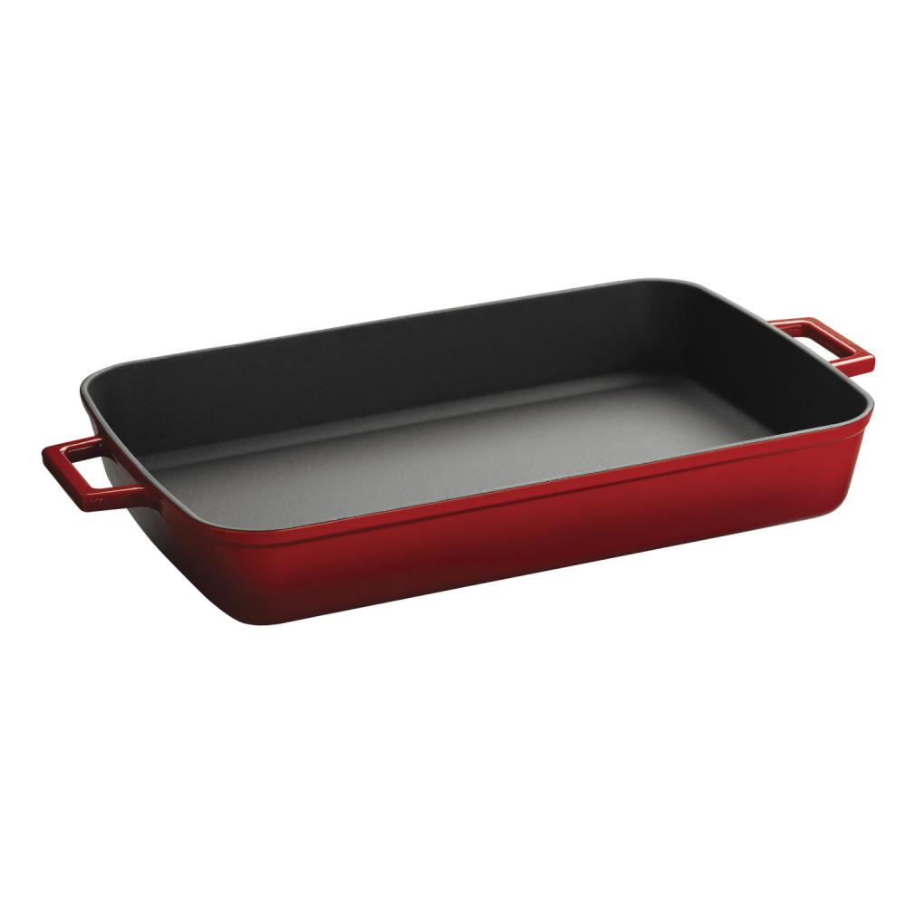 Cast Iron Rectangular Dish - LV P TP 2640 K0_2