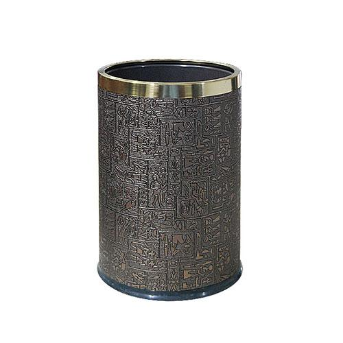 Round Room Dustbin With Ring ( ZGD-67 )_2