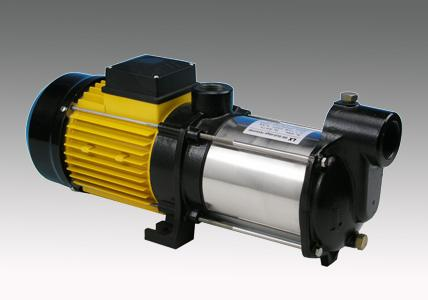 Biral BM Series HP/HPC Horizontal multistage centrifugal pump_3