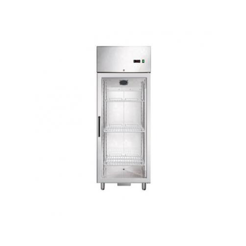 Single Upright chiller one Glass Door  GN600TNG_2