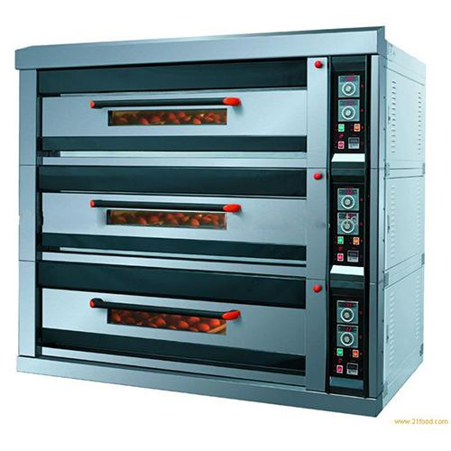 GAS DECK OVEN_2