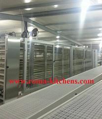 FULLY AUTOMATIC BAKERY LINEFULLY AUTOMATIC BAKERY LINE_2