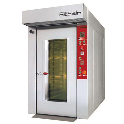 ROTARY HOT AIR OVEN_2