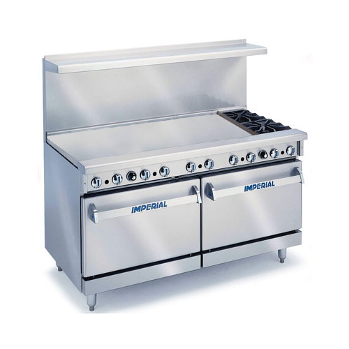 6 BURNERS GAS COOKER_2