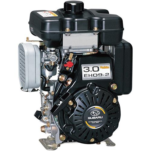Subaru Robin EH 09-2D Air Cooled 4 Cycle OHV Gasoline Engine_2