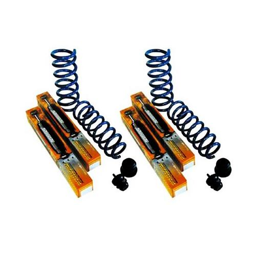 09-13 DODGE RAM 1500 QC,CC GROUND FORCE LOWERING KIT 2