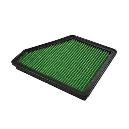 GREEN FILTER HIGH AIR FLOW ELEMENT 10-13 CAMARO ZL1 3.6L 6.2L 7089_2