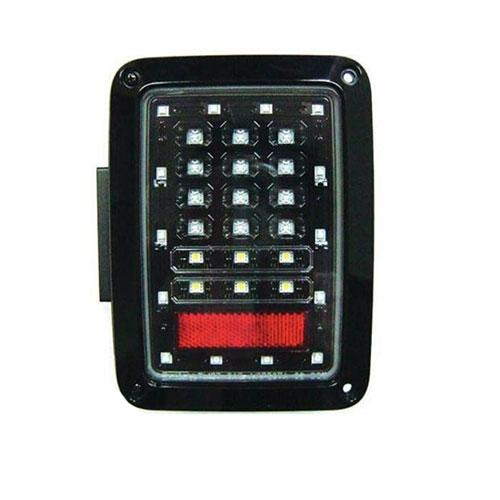 07-16 JEEP WRANGLER JK IPCW LED TAIL LAMPS  LEDT420CB_2