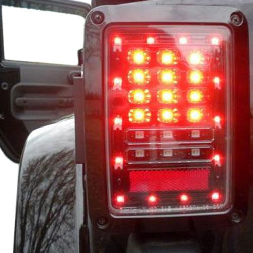 07-16 JEEP WRANGLER JK IPCW LED TAIL LAMPS  LEDT420CB_3