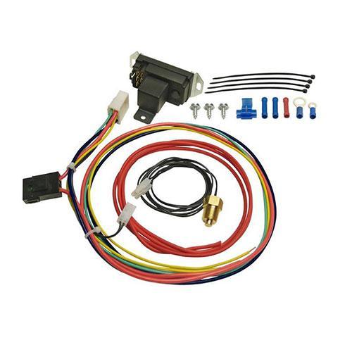 DERALE ADJUSTABLE ELECTRIC FAN CONTROLLER , 3/8
