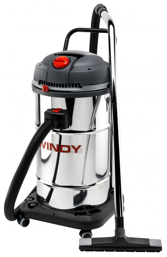 VACUUM CLEANER WET & DRY WINDY 265 IF - MADE IN ITALY_2