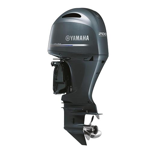 Yamaha  Marine outboards motors - F200 BETX/FL200 BETX_2
