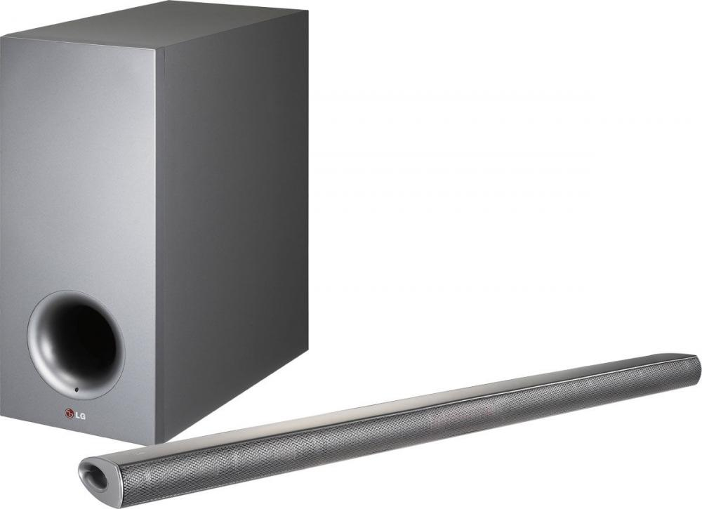 320W 2.1 inch Streaming Sound Bar With Wireless Sub woofer NB 3540_2