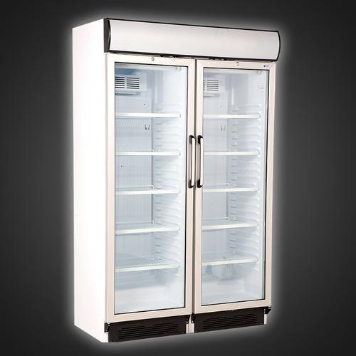 Chiller UGUR Double Door_2