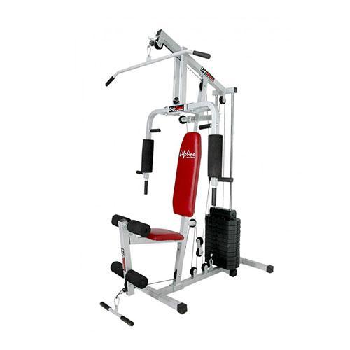 Strength Equipments  HU 002 MultiStation 1 Wt.Stacks_2