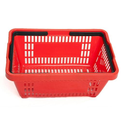 Plastic Shopping Basket_2