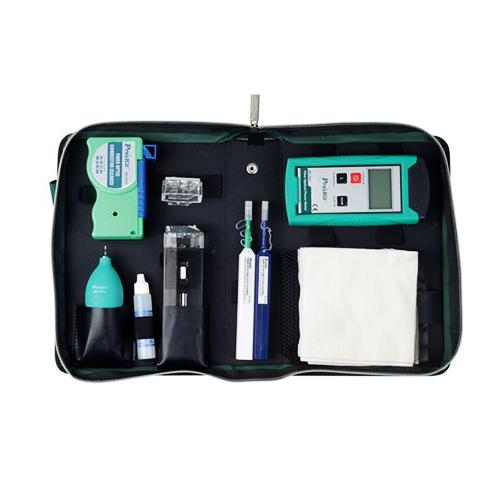 Fiber Optic Basic Cleaning, Inspection and Test Kit PK-9462_2
