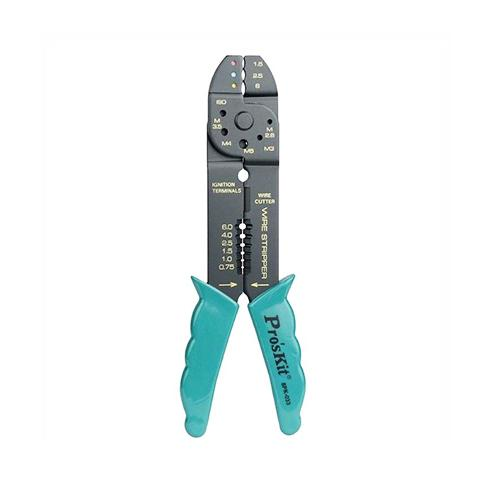 Heavy Duty Wire Strippers/ Crimpers 8PK-033_2