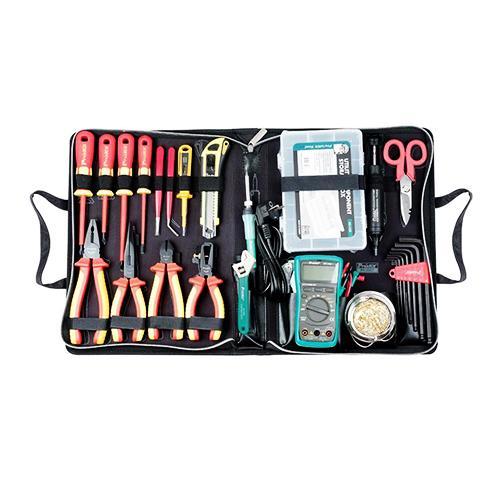 1000V Insulated Tool Kit 220V PK-2807B_2