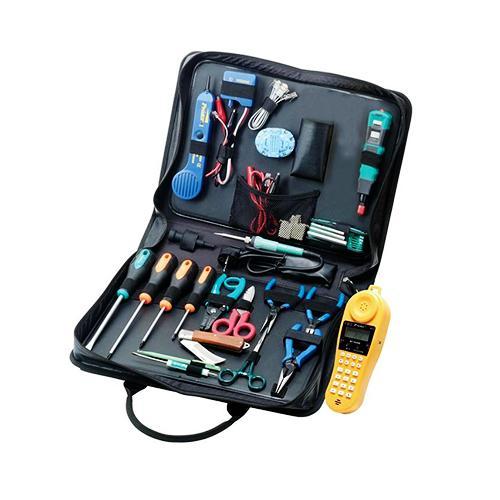 Deluxe Telecom Installer's Kit 220V Metric PK-4022BM_2