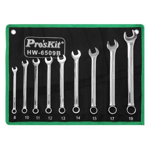 HW-6509B Combination Wrench (Metric)_2