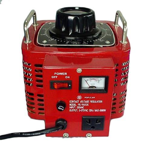 PE-VAR3K Contact Voltage Regulator_3