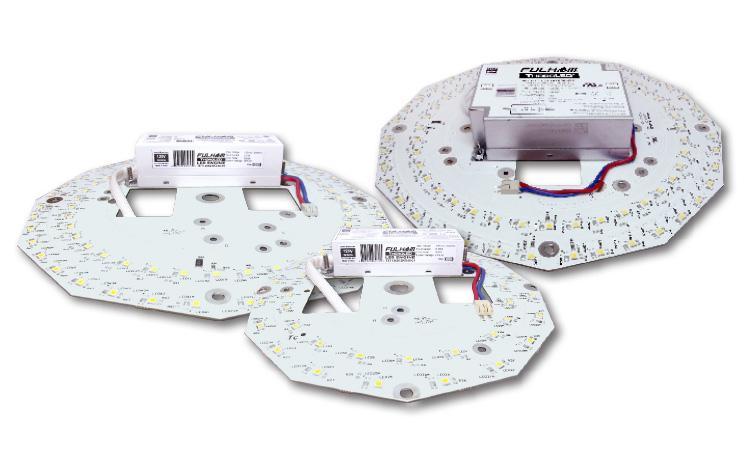 Kits include an LED engine - TKUNV032RDxxx1_2