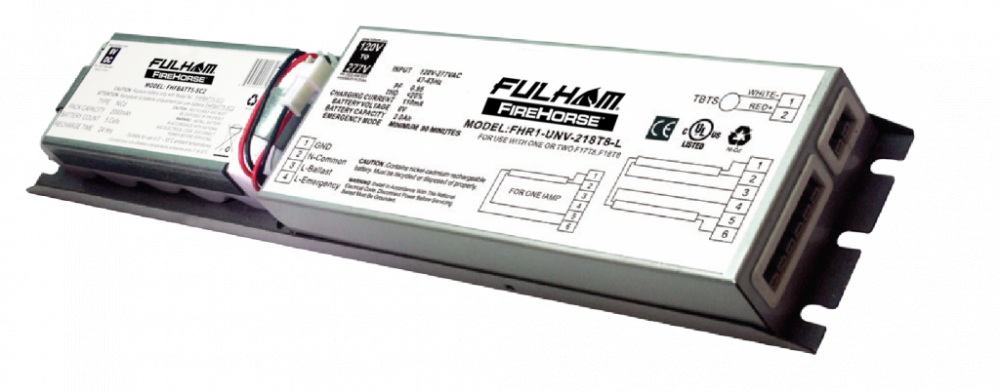 FHR1-UNV-218T8-L Combination AC-Emergency Ballast_2