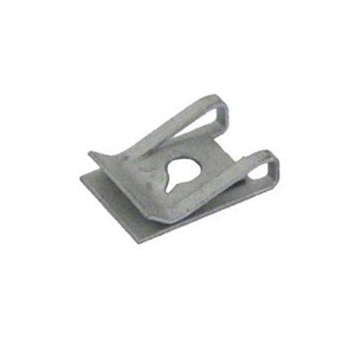 Nissan 01241-00471 Splash guard clip nut_2