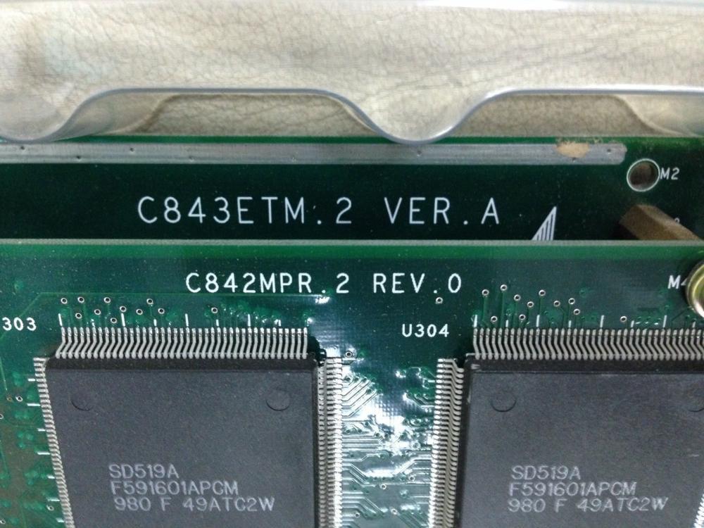 Huawei interface Module C843ETM .2 Ver A C842MPR .2_2