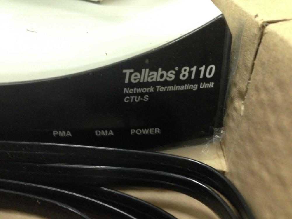 Lot of 10 pcs Tellabs 8110 Network Termination Units CTU-S G.703_4