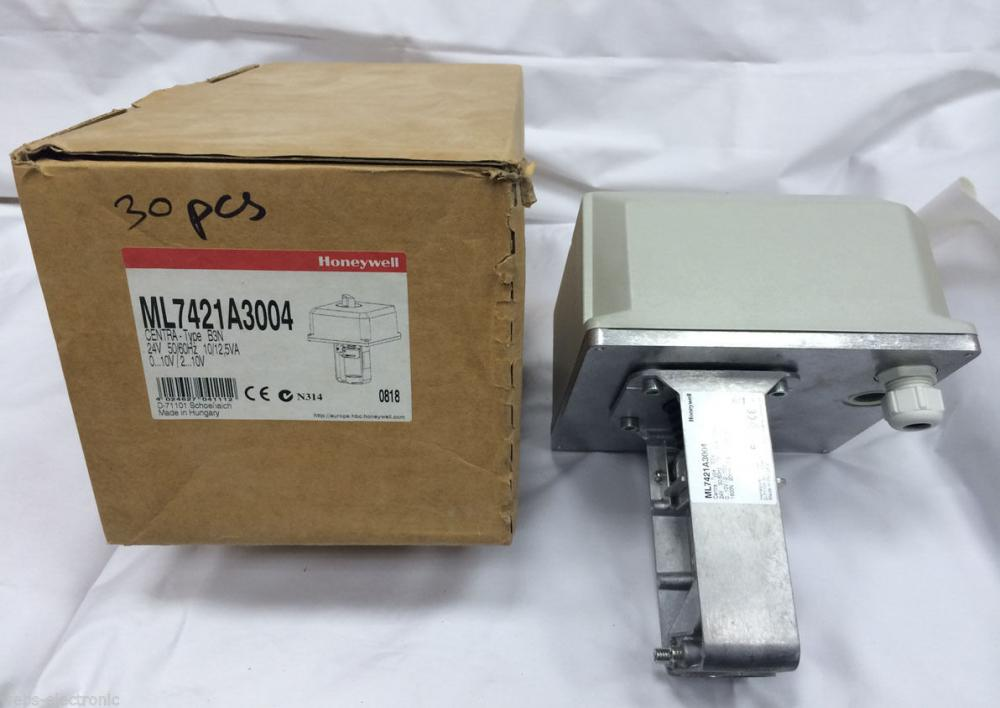 Lot of 10 units ML7421A3004 Honeywell Electrical actuator modulating control_2