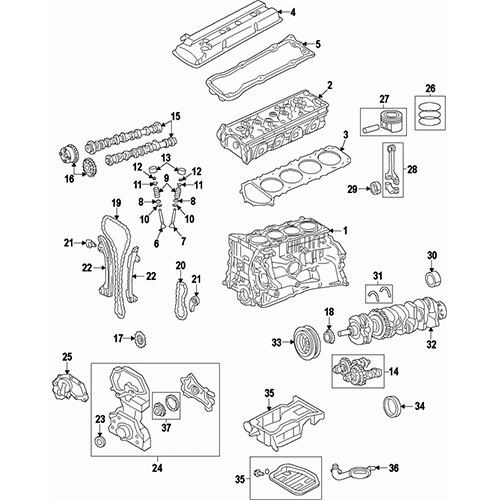 Nissan 13091-1JB1A CHAIN GUIDE_2