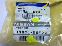 Nissan 13201-95F0B VALVE-INTAKE_2