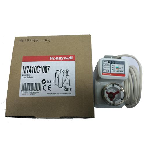 Honeywell M7410C1007 Actuator 3-pt for zone control_2