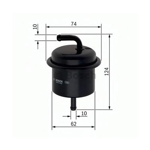 Nissan 16400-72L15 Fuel Filter_3