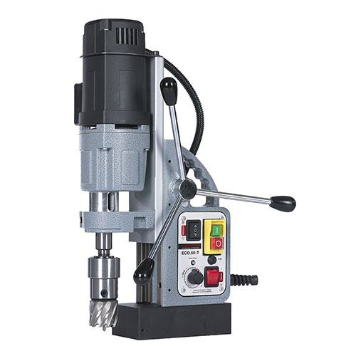 ECO.55 Magnetic Drilling Machine 2 Speed max 50mm Made In Holland_2