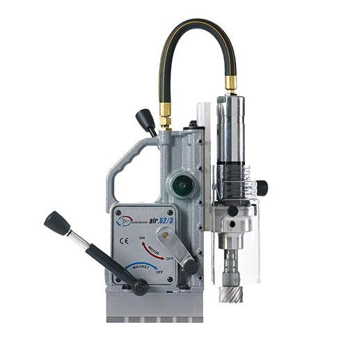 AIR.52/3 PNEUMATIC DRILLING MACHINE FOR HOLES UP TO 52 MM- MADE IN HOLLAND_2